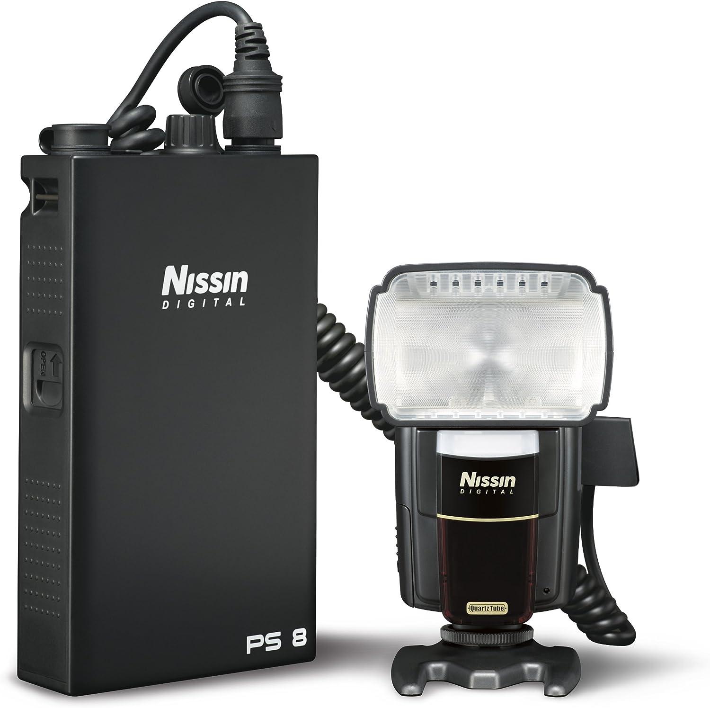 Nissin N067 Power Pack PS8 Akku f/ür Canon
