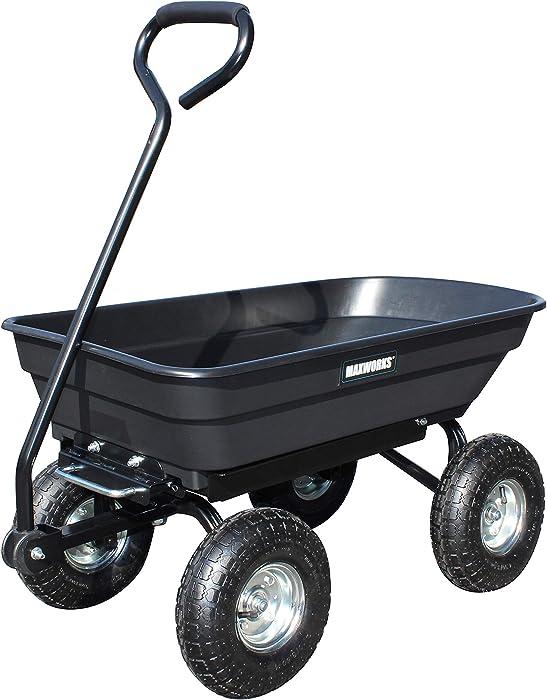 The Best Small Size Garden Cart