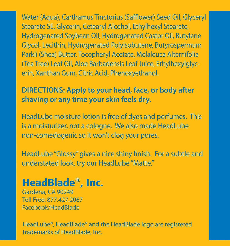 HeadBlade headlube brillante 250 ml: Amazon.es: Salud y cuidado ...
