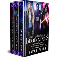 Shattered Magic Beginnings: An Urban Fantasy First-in-Series Box Set (English Edition)