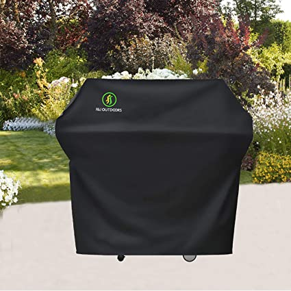 Zulfiqar Garden Large Chimenea Covers Patio Heater Cover Waterproof Windproof Polyester Outdoor Stove Protector Outside Dust Covers Durable Rip Proof Black 122 21 61CM