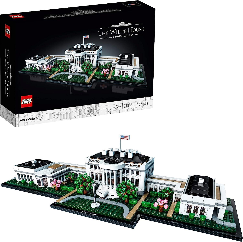 レゴ(LEGO) アーキテクチャー ホワイトハウス 21054
