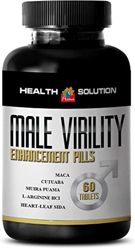 L-arginine l-citrulline Complex – Male Virility 1300MG – Increasing libido 1 Bottle