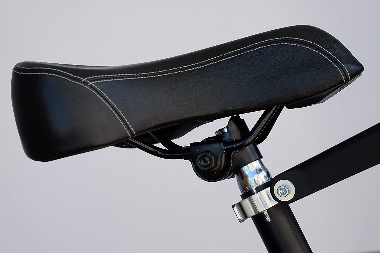 A-Bike Bicicleta Plegable para Electric, Black, M: Amazon.es: Deportes y aire libre