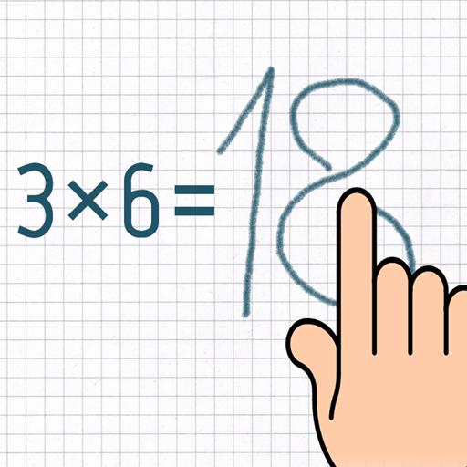 Multiplication Math Trainer