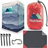 """Holrbos Compact Outdoor Pocket Blanket 
