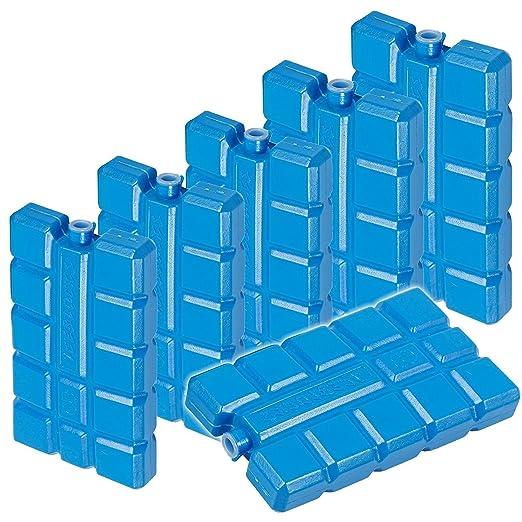 Congelador bloque de hielo paquetes, 6 unidades: Amazon.es: Hogar