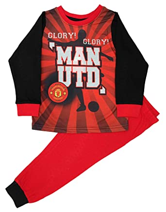 Manchester United Boys Pyjamas  5-6Yrs