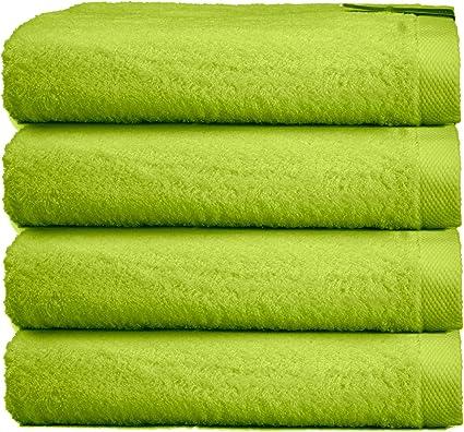 ADP Home - Toallas De Mano/Lavabo Algodón Peinado 550 Grms Pack De ...