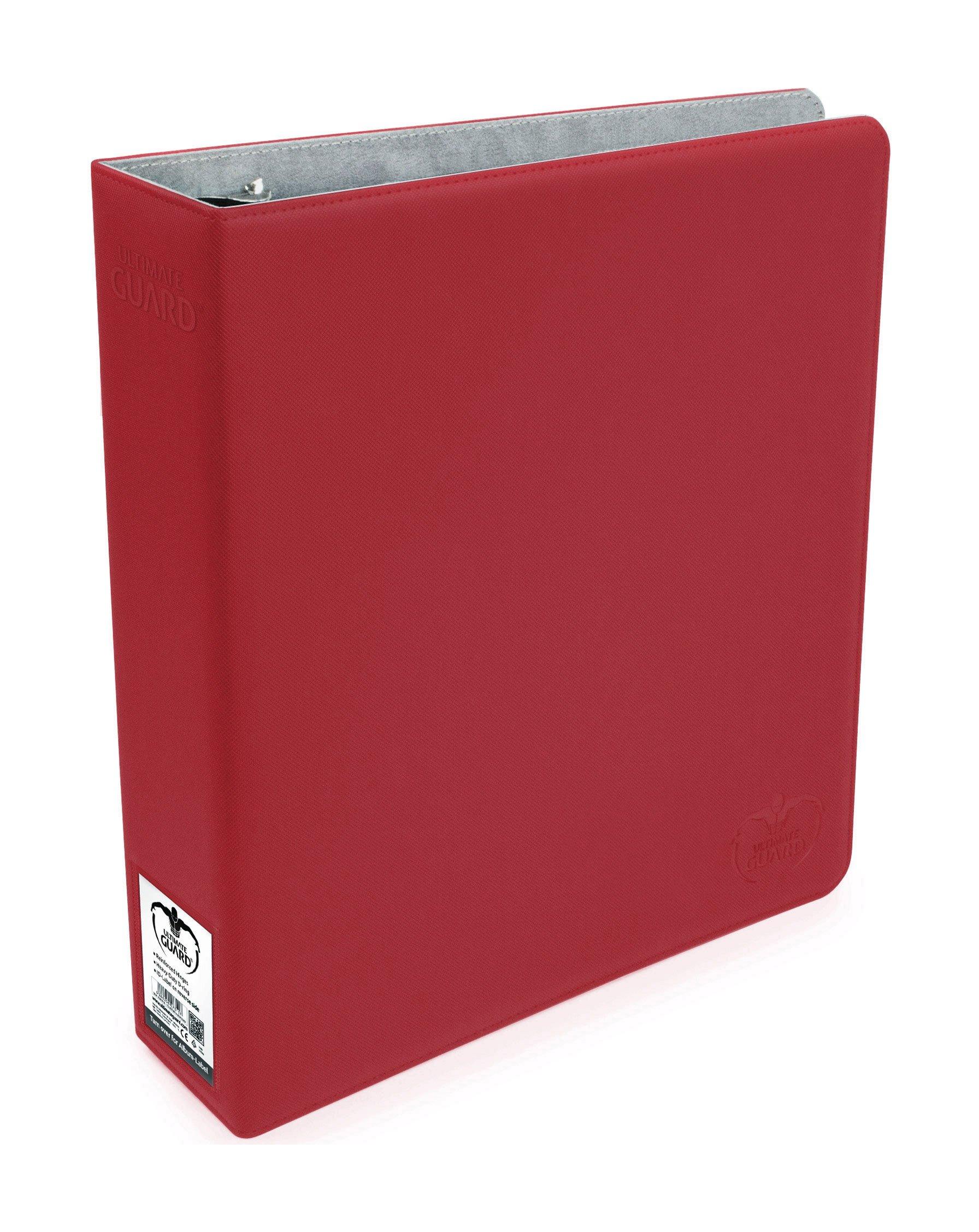 Supreme Collectors Album Xenoskin Card Game, Red