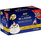 UCC 職人の珈琲 ドリップコーヒー まろやか味のマイルドブレンド 30P レギュラー(ドリップ)