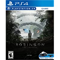 PSVR Robinson: The Journey for PS4