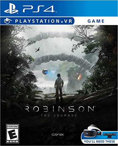 Sony VR Robinson The Journey PS4 Básico PlayStation 4 vídeo ...