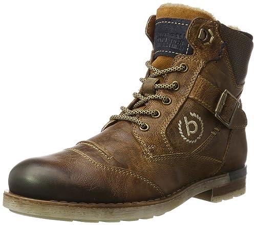 Mens 321336503200 Classic Boots, Brown (Cognac) Bugatti