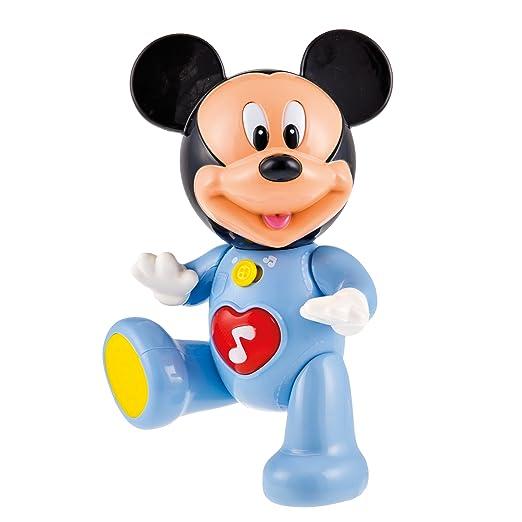 83 opinioni per Clementoni 14895- Baby Mickey Muovi e Impara, Età +10 Mesi