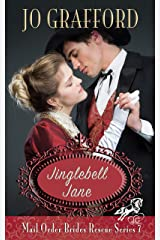 Jinglebell Jane (Mail Order Brides Rescue Series Book 7) Kindle Edition
