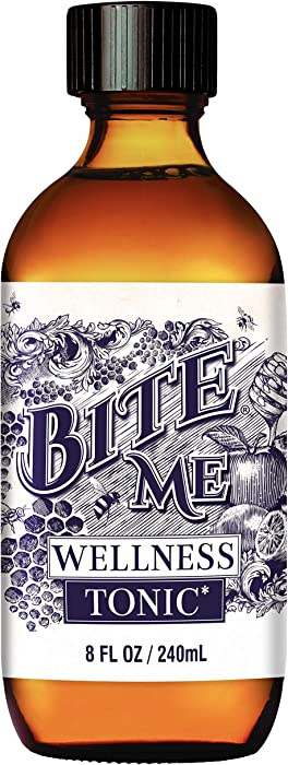 Bite Me Tonic - Apple Cider Vinegar and Manuka Honey Tonic
