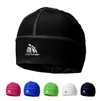 Beanie Hat Winter Skull Cap Windproof Cycling Running Skiing Snowboard  Motorcycle Sports Under Helmet Antibacterial Quick 5481f2ce2ef1
