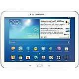 Samsung Galaxy Tab 3 25,7 cm (10,1 Pollici) Tablet (Intel Atom Z2560, 1,6GHz, 1GB RAM, 16GB memoria, 3,2 Megapixel Camera, 3G, WiFi, Android 4.2) Bianco