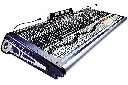 Soundcraft, Mixer - Unpowered, Channel (GB8 40)
