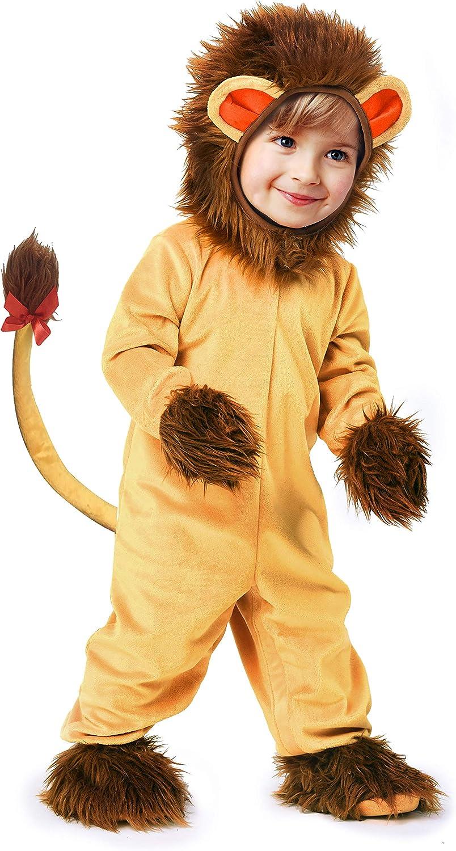 Baby Animal Costume, Lion Onesie Pajamas