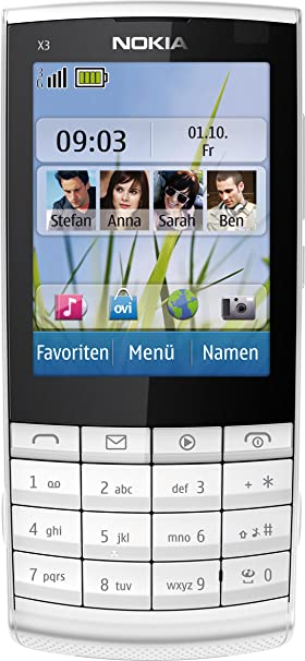 NOKIA X3-02.5 WINDOWS 8 DRIVER