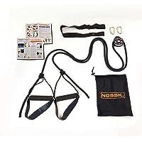 NOSSK Cyclone Poulie Bodyweight Trainer (Noir)