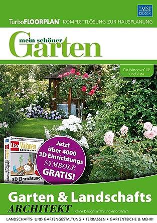 Mein schöner Garten. Garten & Landschafts Architekt. TurboFLOORPLAN ...