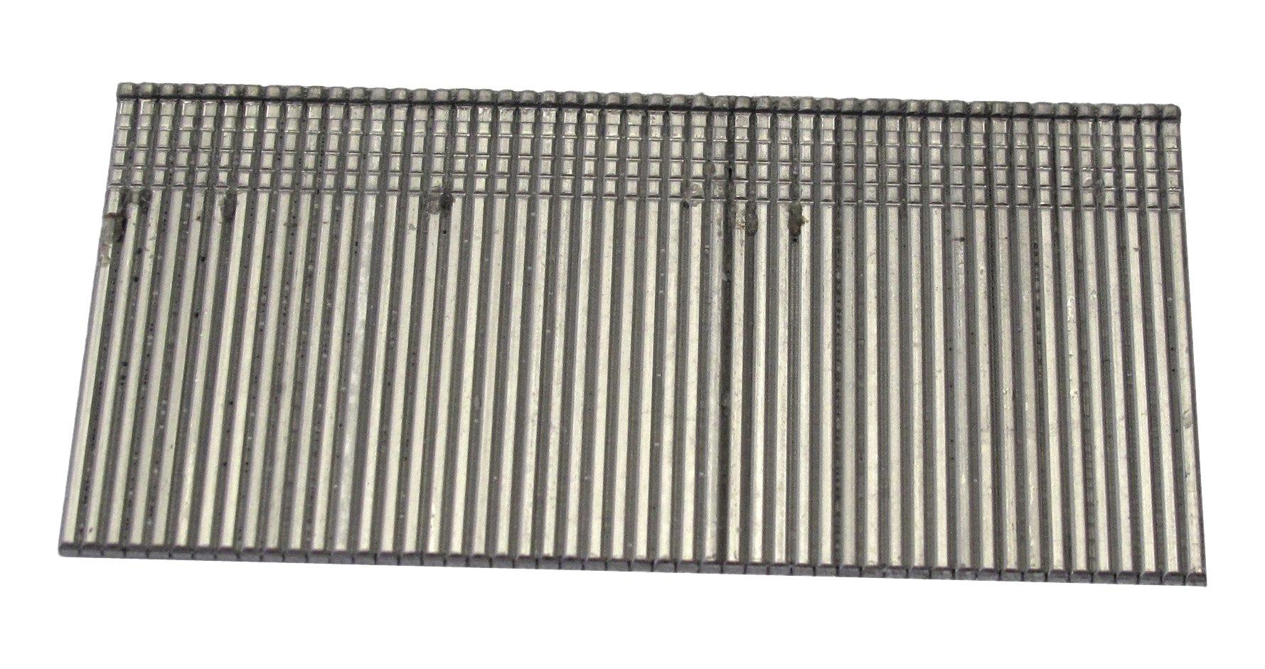 Grip Rite Prime Guard MAXB64900 1-1/2-inch 316 Stainless Steel 18-gauge Brad Nail, 500 per Belt Clip