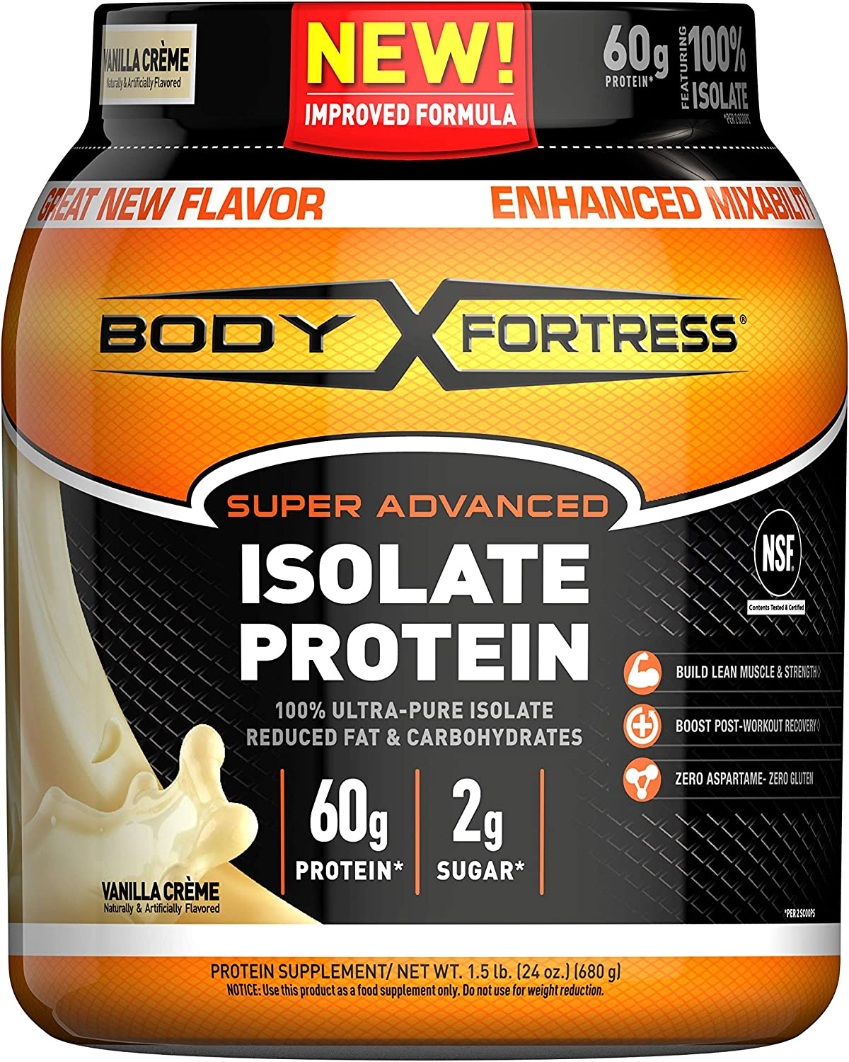whey protein isolate keto diet