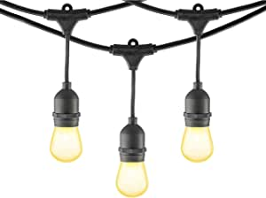 Mr. Beams String Lights, 11W S14 Bulb