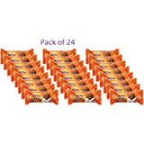Bournvita Biscuits Pro-Health Cookies - 46.5 G (Pack Of 24)