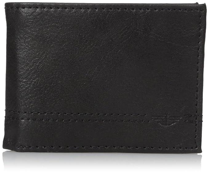 Dockers Cartera Clarion RFID para viajeros con billetera para hombres: Amazon.es: Ropa y accesorios