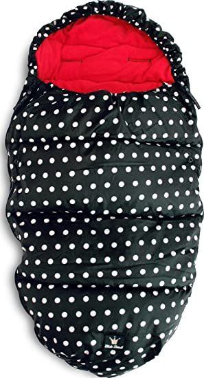 f624442b2278 Elodie Details Rockabilly Dot Stroller Bag: Amazon.co.uk: Baby