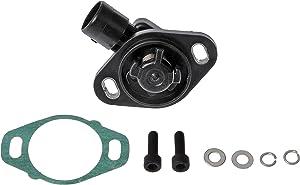 Dorman 911-753 Throttle Position Sensor for Select Acura / Honda Models, Black
