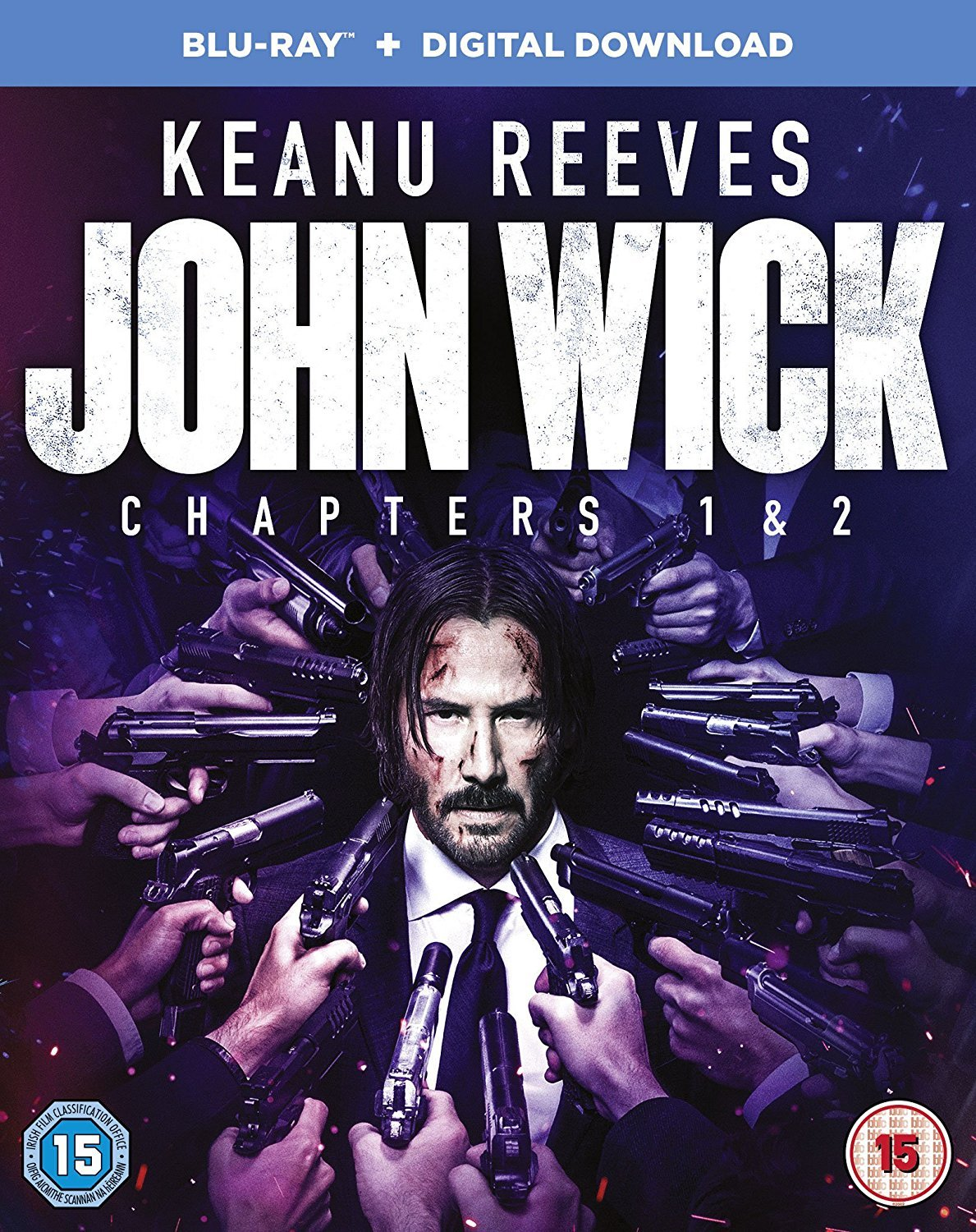 John Wick Duology (2014 – 2017) BluRay – Original Audios [Telugu + Tamil + Hindi + Eng] – 1080p – 720p ESub