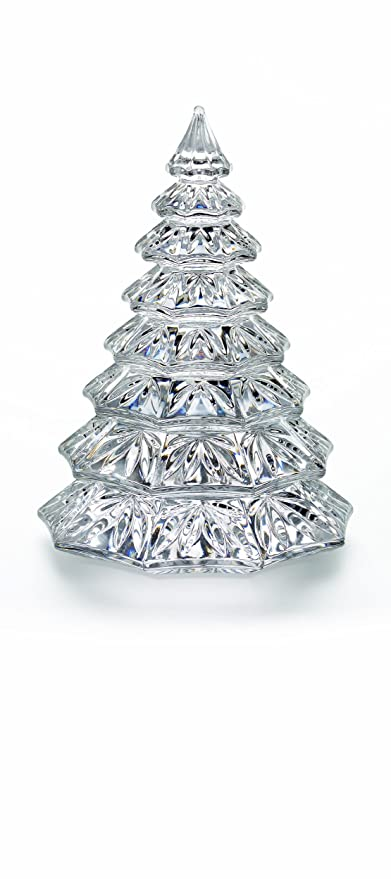 Waterford® Crystal Christmas Tree Sculpture - Waterford® Crystal Christmas Tree Sculpture: Amazon.co.uk: Kitchen
