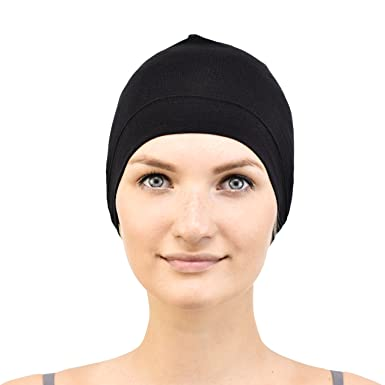 bb62a52331e Jasmine Silk 100% Silk Sleep Cap - Suitable for Chemo   Hair Loss - Cardani