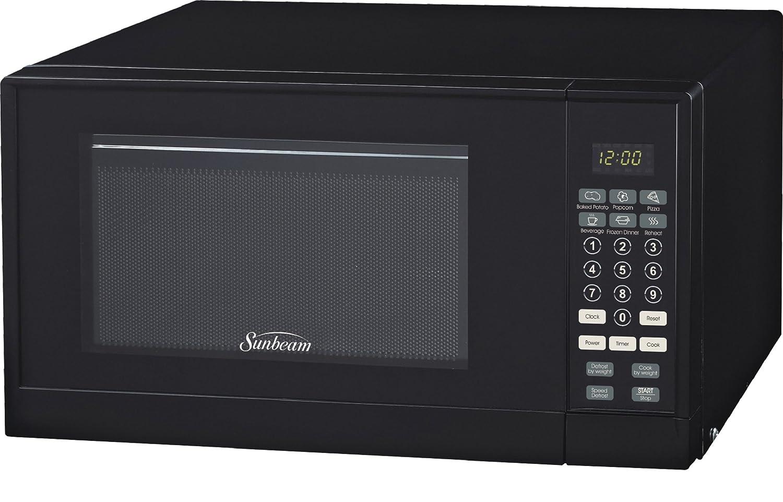 Sunbeam SGCMSR09BK-09 Microwave Oven 0.9 cu. ft. Black