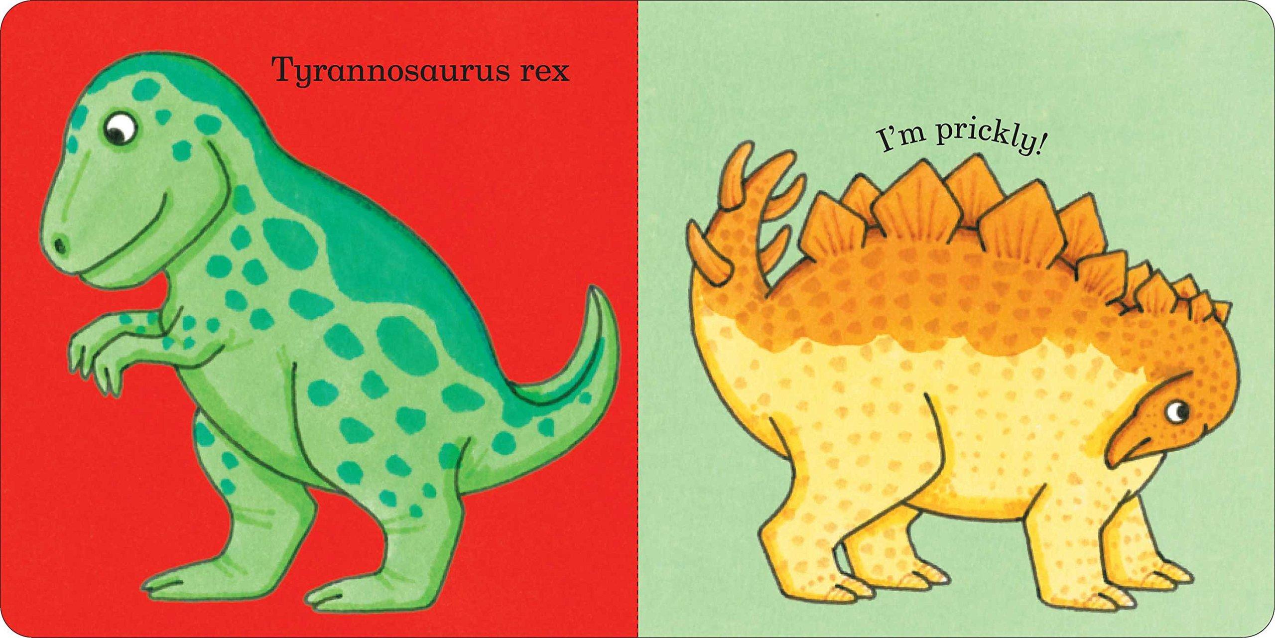 Amazon.com: Dinosaurs (Dear Zoo & Friends) (9781481449854): Rod ...