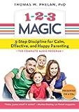 1-2-3 Magic (Audio CD): Effective Discipline for Children 2-12