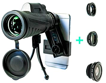 Amazon monocular and lens bundle hd monocular and in