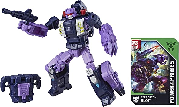 TRANSFORMERS GENERATIONS POWER OF THE PRIMES DELUXE CLASS