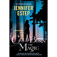 Cold Burn of Magic (Black Blade Book 1)