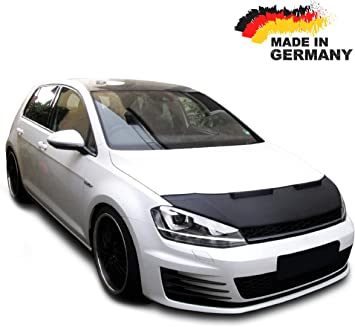 Bonnet bra Scirocco 3 Stoneguard Protector Hood Bra Car Bonnet Front End Mask Cover Tuning NEW