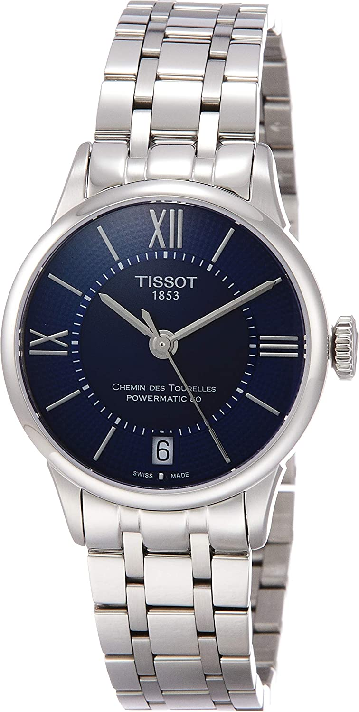 Tissot CHEMIN DES TOURELLES POWERMATIC 80 T099.207.11.048.00 Reloj Automático para mujeres