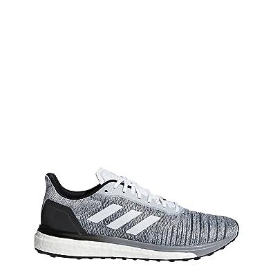 ef939cfb0 adidas Solar Drive Shoe - Men s Running 6.5 White Black