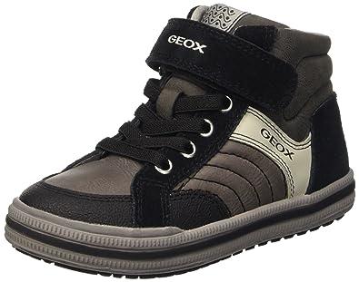 buy online 6b124 6b7ae Geox Boys' Jr Elvis a Hi-Top Sneakers