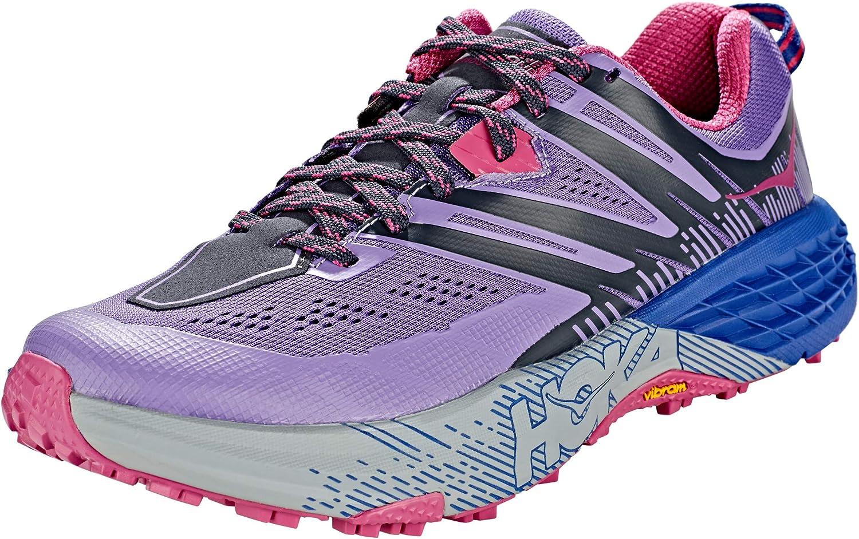 Hoka One - Zapatillas para Correr en montaña de Sintético para Hombre Morado Paisley Purple/Ebony Morado Size: 36 2/3 EU: Amazon.es: Zapatos y complementos
