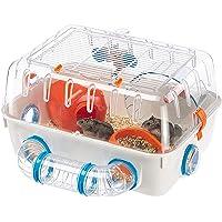 Ferplast Hamster Cage, 15.94 x 11.61 8.61 x 8.86